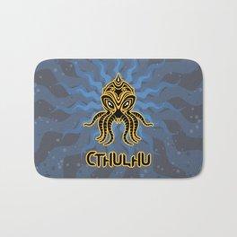 Cthulhu return Bath Mat