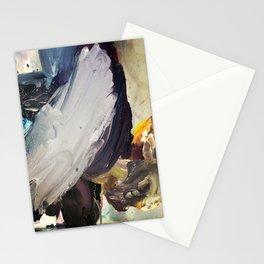 palette bird Stationery Cards