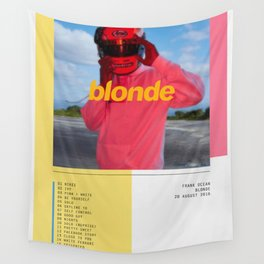 Frank - Blond Wall Tapestry
