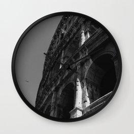 Roman Coliseum Wall Clock