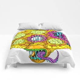 Monster Donut Comforters