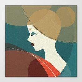 Venn Deco (Part III) Canvas Print