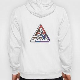Triangular Hoody