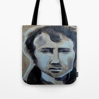rogue Tote Bags featuring Rogue by Talitha Etters