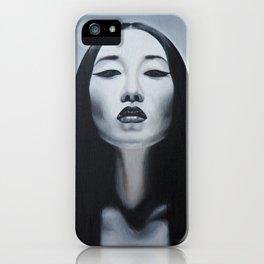 Untouchable iPhone Case