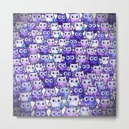 owl-111 Metal Print