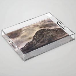 Norwegian Mountain by Gerlinde Acrylic Tray
