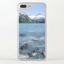 Portage Lake, No. 2 Clear iPhone Case
