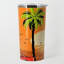 Sunny Avenue Travel Mug