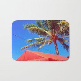 Coconut Tree Bath Mat