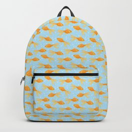 Goldfish and Bubbles Backpack