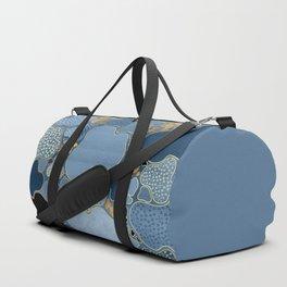 My Blue Imaginary Ceiling Duffle Bag