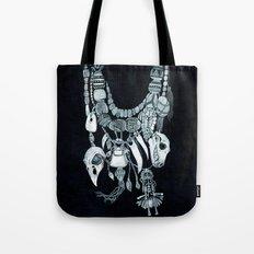 Voodoo Amulets Tote Bag