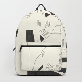 Composition #5 2016 Backpack