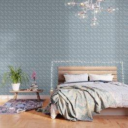 Azulejo IV - Portuguese hand painted tiles Wallpaper