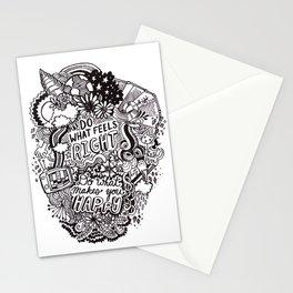 Mantra Stationery Cards