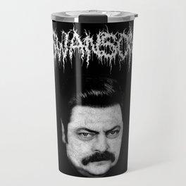 Swanson Travel Mug