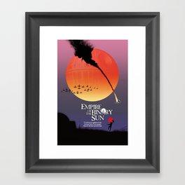 Empire of the Binary Sun Framed Art Print
