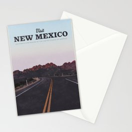 Visit New Mexico Stationery Cards