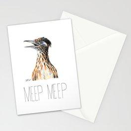 Meep Meep (Greater Roadrunner) Stationery Cards