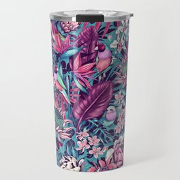 Stand Out! (electric blue) Travel Mug