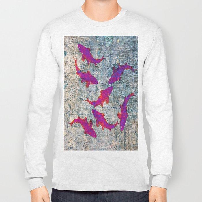 Koi Carps WW Long Sleeve T-shirt