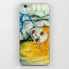 beautiful creature iPhone & iPod Skin