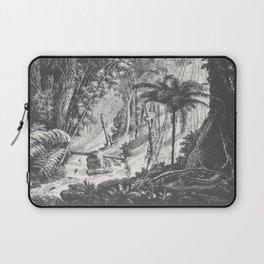 Brazilian Jungle Laptop Sleeve