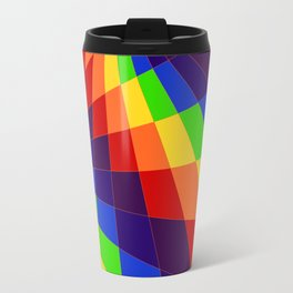 """ROY G Biv - """"Another Look"""" Travel Mug"""