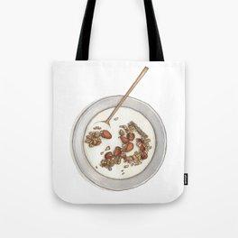 Breakfast & Brunch: Granola Tote Bag