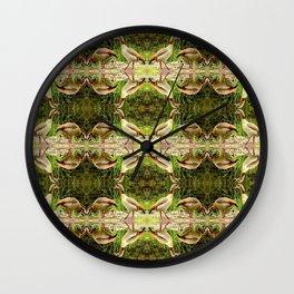 Egyptian Geese 2 Wall Clock