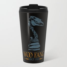 WOO FANG (SINCE 1904) DEATHLY KNIGHT ART Travel Mug