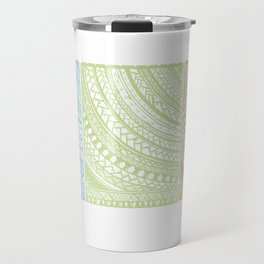 Weaved Elements I Travel Mug