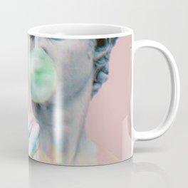 Vaporwave Glitch Coffee Mug