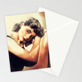 Dorothy McGuire, Vintage Actress Stationery Cards
