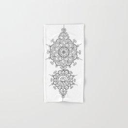 Mendi Mandala Madness  Hand & Bath Towel
