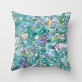 Mermaidia Throw Pillow