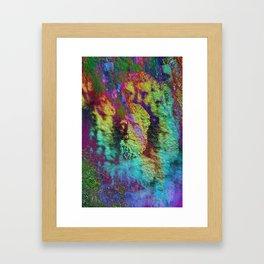 Bust 02 Framed Art Print