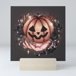 Halloween Magic Mini Art Print