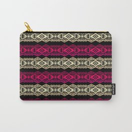 Luxury lace print Carry-All Pouch
