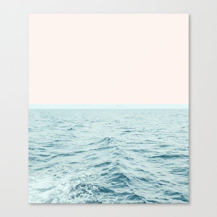 Sea Breeze #society6 #decor #style #tech Canvas Print
