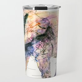 elephant queen - the whole truth Travel Mug