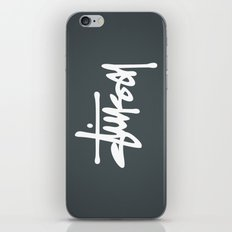 Stinson iPhone & iPod Skin