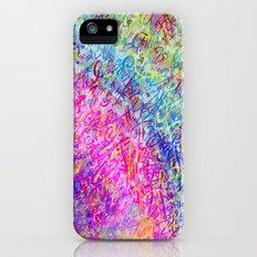 Kaleidoscopic Fantasy iPhone (5, 5s) Slim Case