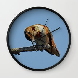 What's Cheese Wall Clock