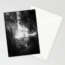 | journey in space-time - a sanctuary for the spirit, chapter I | Stationery Cards