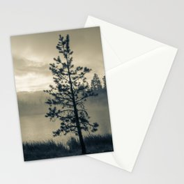 Pine Trees 3 Stationery Cards