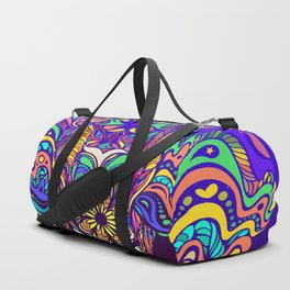 Not a circus elephant Duffle Bag