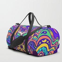 Not a circus elephant Duffle Bag