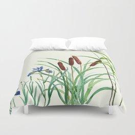 pond-side elegance Duvet Cover